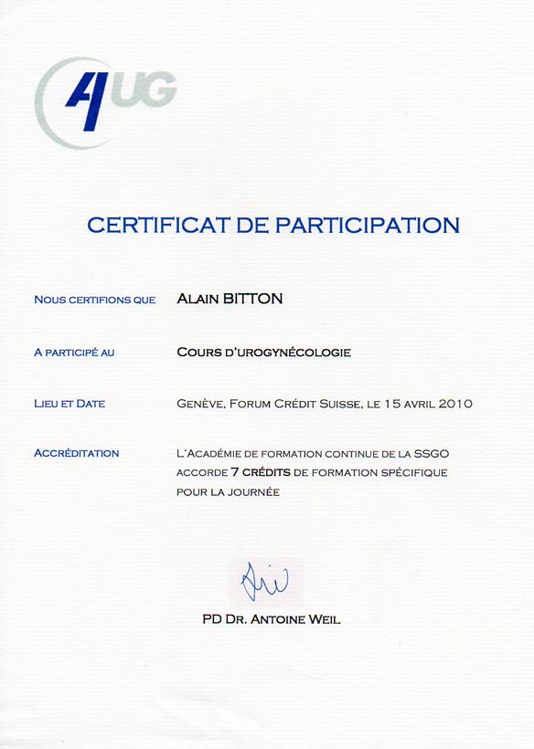 Dr Alain Bitton: Urolog and Androlog